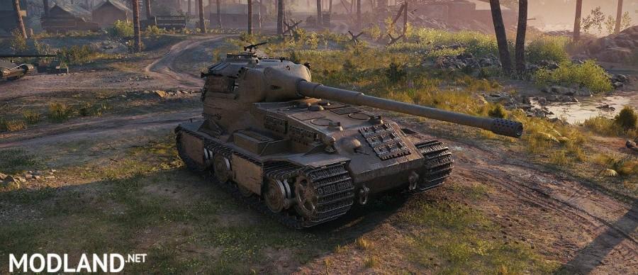 deh0mbre's Panzerkampfwagen VII 1.0 [1.0.0.2]
